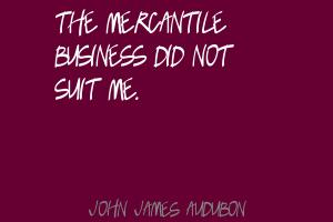 Mercantile quote #2