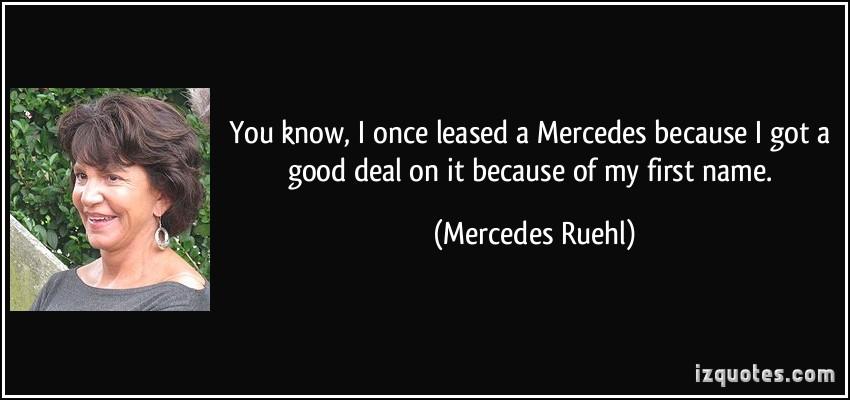 Mercedes Ruehl's quote #1