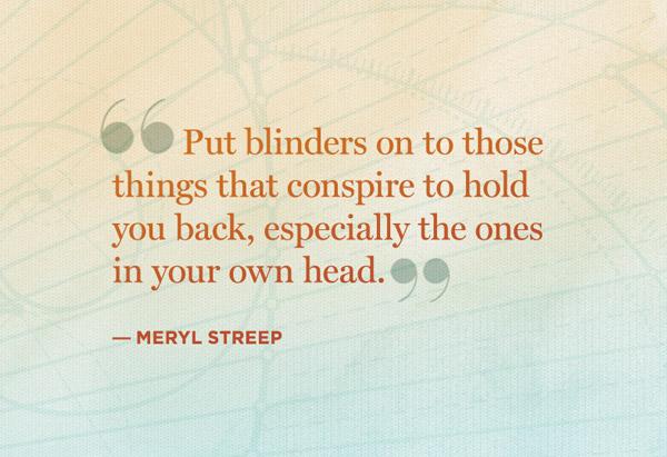 Meryl quote #1