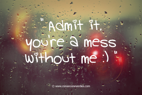Mess quote #1