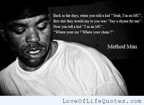 Method quote #8
