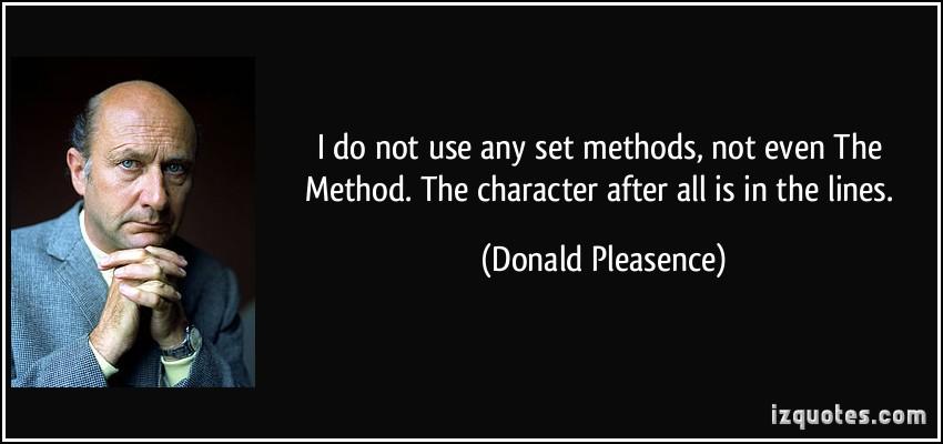 Methods quote #2