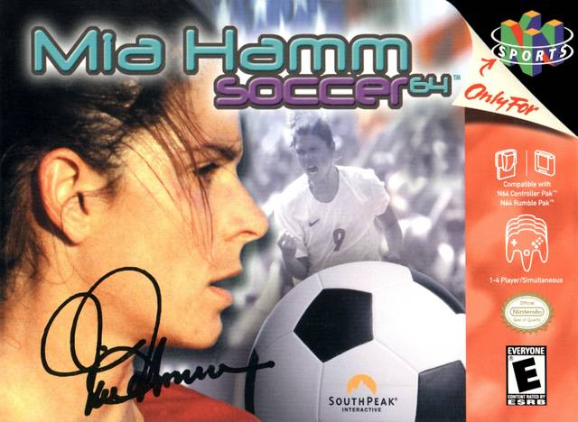 a biography of mia hamm an athlete Mia hamm, byname of mariel margaret hamm, (born march 17, 1972, selma,   which continued into her retirement, rivaled that of the best-known male athletes.