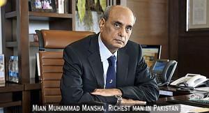 Mian Muhammad Mansha's quote