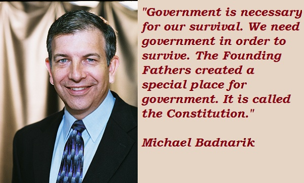 Michael Badnarik's quote #7