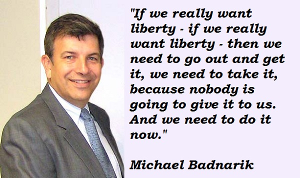 Michael Badnarik's quote #3