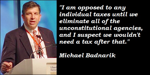 Michael Badnarik's quote #4