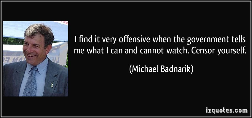 Michael Badnarik's quote #8