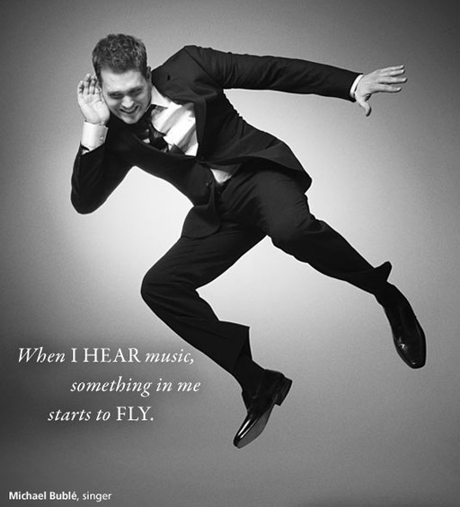Michael Buble's quote #3