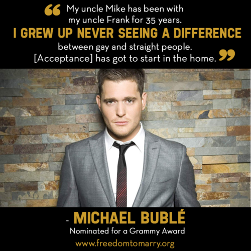Michael Buble's quote #5