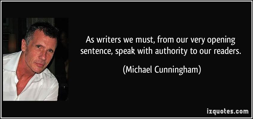 Michael Cunningham's quote #4