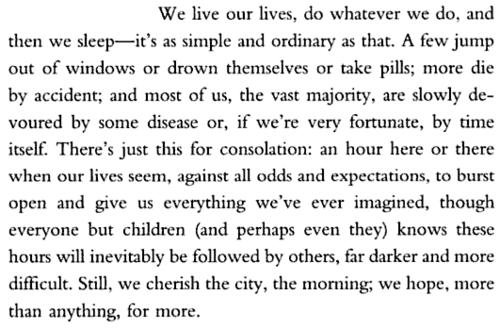 Michael Cunningham's quote #8