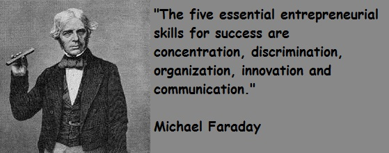 Michael Faraday's quote #2