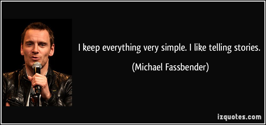 Michael Fassbender's quote #8
