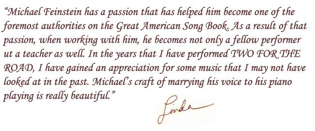 Michael Feinstein's quote #1