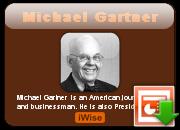 Michael Gartner's quote