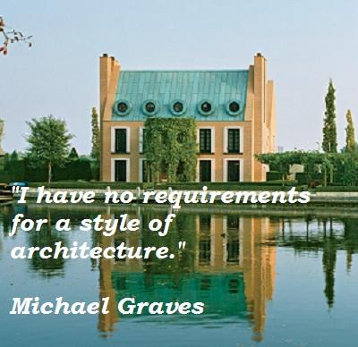 Michael Graves's quote #2