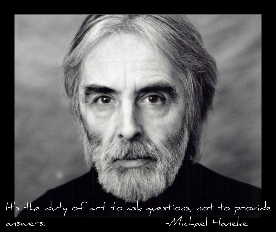 Michael Haneke's quote #4