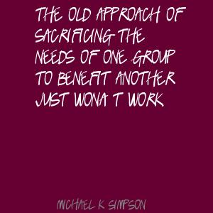 Michael K. Simpson's quote #5