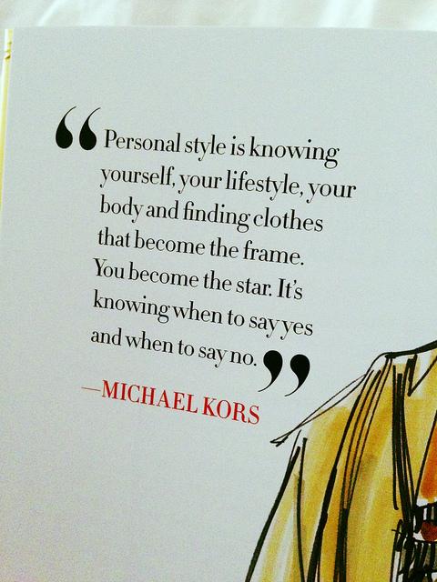 Michael Kors's quote #2