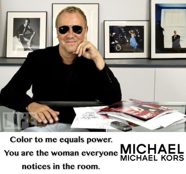 Michael Kors's quote #3