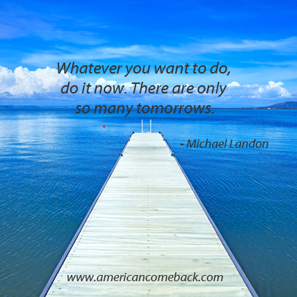 Michael Landon's quote #5