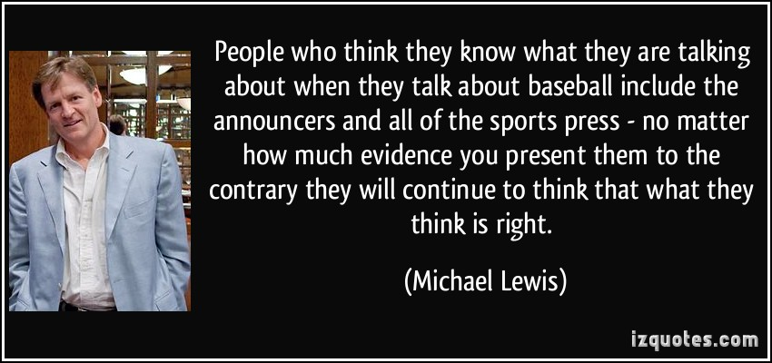 Michael Lewis's quote #3
