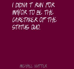 Michael Nutter's quote #7