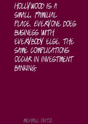 Michael Ovitz's quote #5