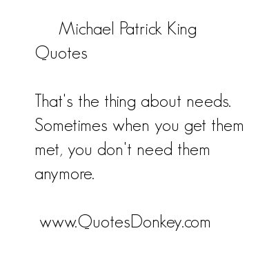 Michael Patrick King's quote #3