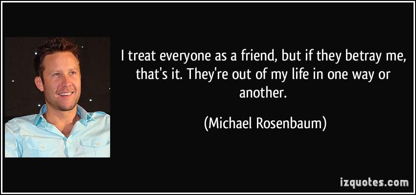 Michael Rosenbaum's quote #6