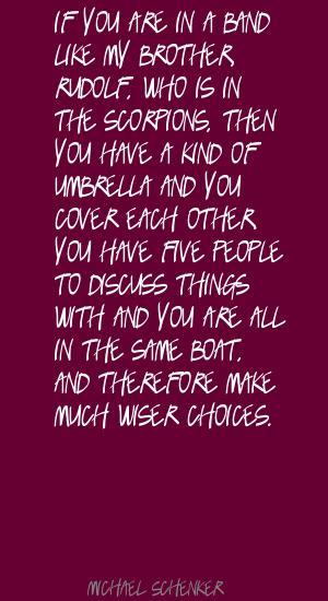Michael Schenker's quote #6