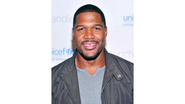 Michael Strahan's quote #2