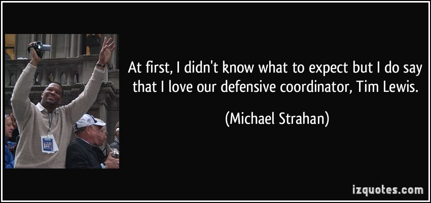 Michael Strahan's quote #5