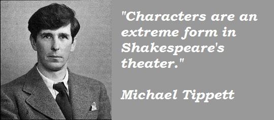 Michael Tippett's quote #3