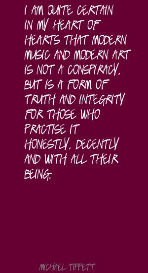Michael Tippett's quote #7