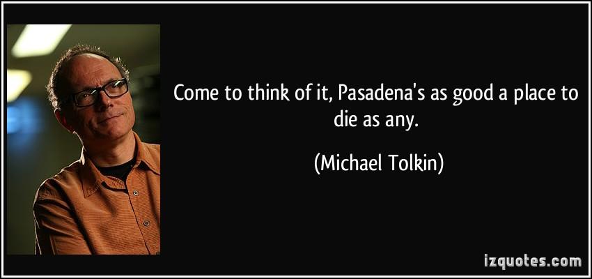 Michael Tolkin's quote #2