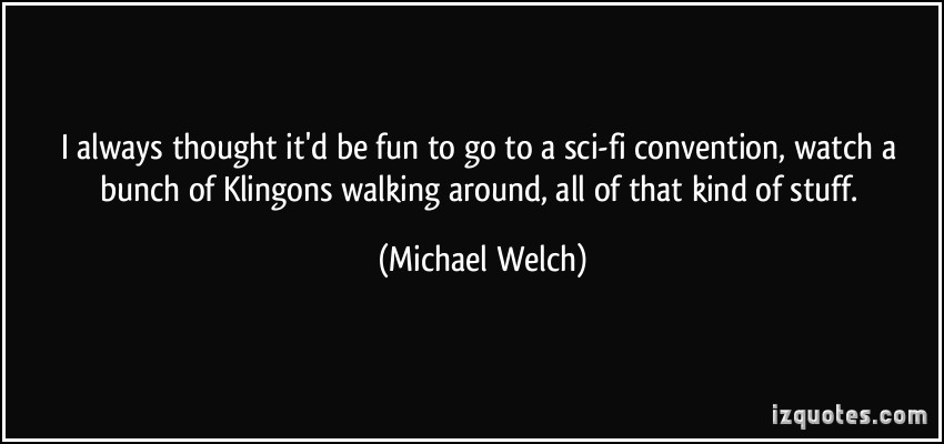 Michael Welch's quote #3