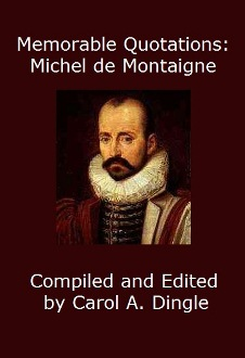 Michel de Montaigne's quote #7