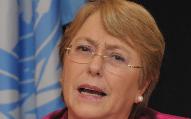 Michelle Bachelet's quote #5