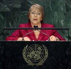Michelle Bachelet's quote #2