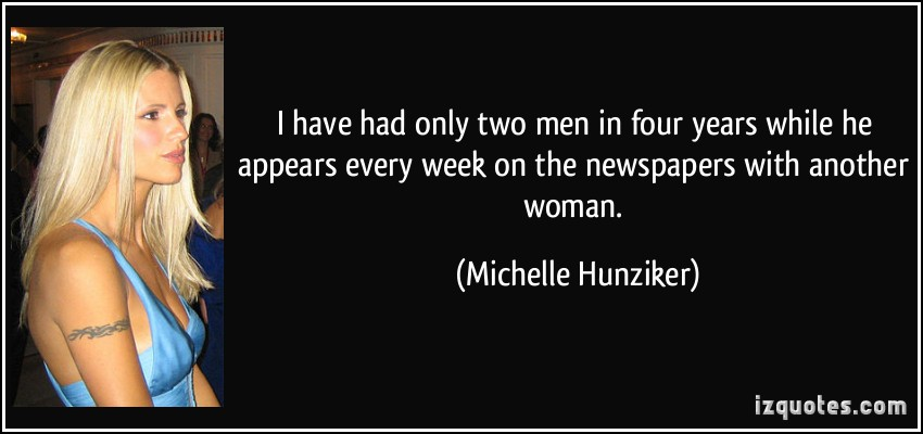 Michelle Hunziker's quote #4