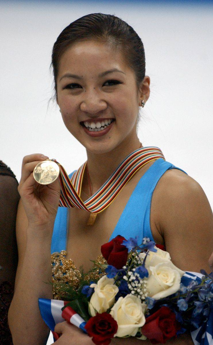 Michelle Kwan's quote #5