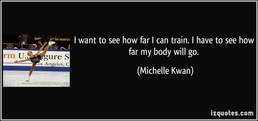 Michelle Kwan's quote #2