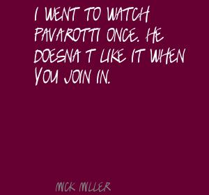 Mick Miller's quote #3