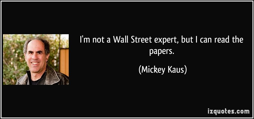 Mickey Kaus's quote #3