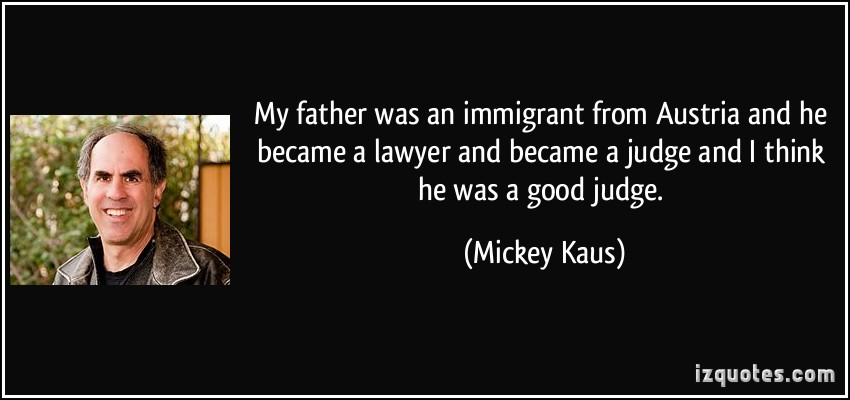 Mickey Kaus's quote #4