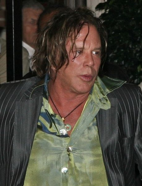 Mickey Rourke's quote #4