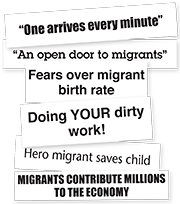 Migration quote #1