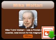 Mika Waltari's quote #2
